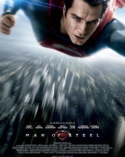 Man of Steel : affiche américaine définitive