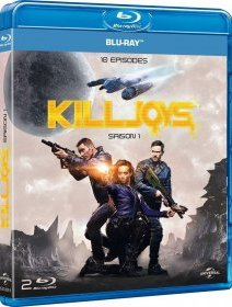 Killjoys saison 1 - la critique + le test blu-ray