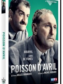 Poisson d'avril - la critique + le test DVD