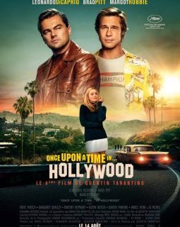 Once Upon a Time in Hollywood - la critique du film