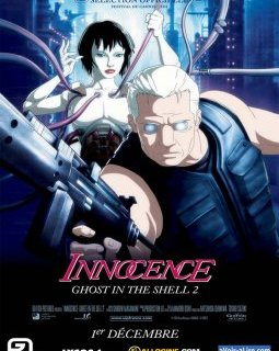 Innocence, Ghost in the shell 2 - la critique du film