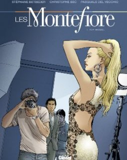 Les Montefiore, top model- tome 1 - La Critique