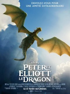 Peter et Elliott le Dragon - la critique du film + le test blu-ray