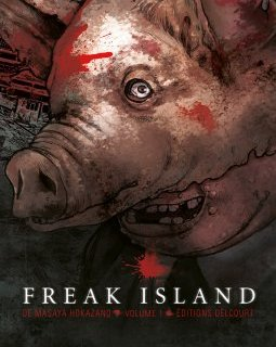 Freak Island : La critique BD