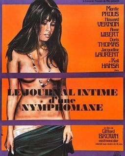 Le journal intime d'une nymphomane (1973) - la critique du film