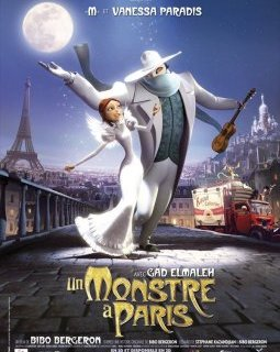 Un monstre à Paris - la critique