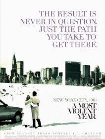 A Most Violent Year - Un trailer très attrayant