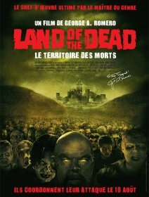 Land of the dead - la critique + test DVD
