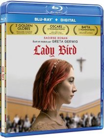 Lady Bird - le test blu-ray