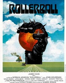 Rollerball - la critique du film + le test blu-ray