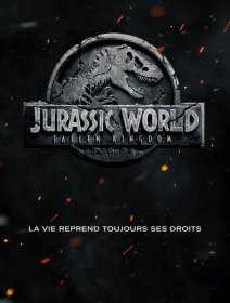 Jurassic world : Fallen Kingdom sort le 7 décembre
