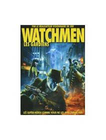 Watchmen - test DVD (édition simple)