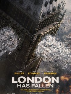 London Has Fallen : Gerard Butler vient donner un coup de main à David Cameron