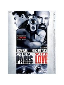 From Paris with love - le test DVD