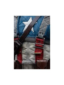 Captain America dévoile son costume