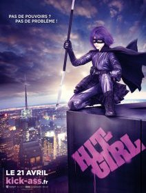 Hit Girl, la super héroïne de Kick Ass !