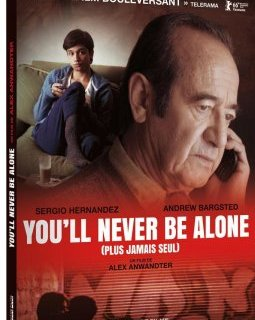 You'll never be alone (Plus jamais seul) - le test DVD