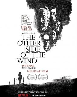 De l'autre côté du vent (The Other Side of the Wind) - la critique du film