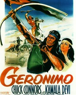 Geronimo le sang apache – la critique du film + le test Blu-ray