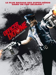 Officer Downe - la critique du film + le test blu-ray