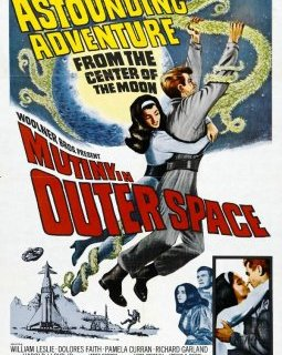 Mutiny in Outer Space - la critique