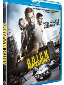 Brick Mansions - le test Blu-ray