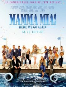 Mamma Mia ! Here We Go Again - la critique du film