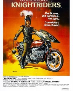 Knightriders de George A. Romero - la critique du film + le test blu-ray