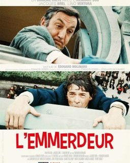 L'emmerdeur - la critique du film