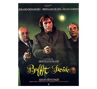 Buffet froid - Bertrand Blier - critique