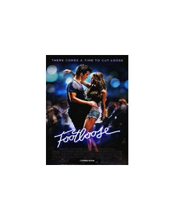 Footloose (2011) - une nouvelle affiche