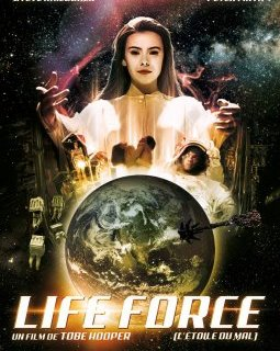 Lifeforce, l'étoile du mal - le test blu-ray