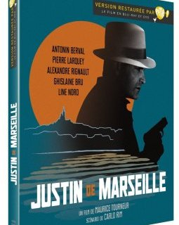 Justin de Marseille - la critique + le test Blu-ray