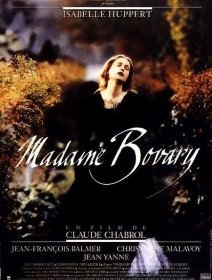 Madame Bovary - Claude Chabrol - critique