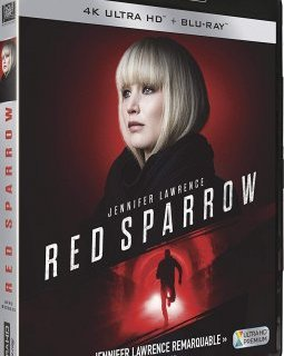 Red Sparrow - le test 4K-Ultra HD