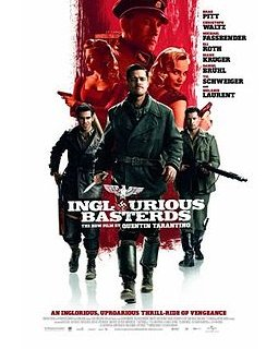 Inglourious basterds - la critique