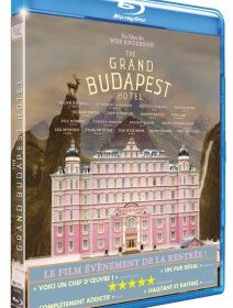 The Grand Budapest Hotel - le test blu-ray du dernier Wes Anderson