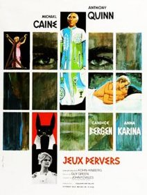 Jeux pervers (The Magus) - la critique du film