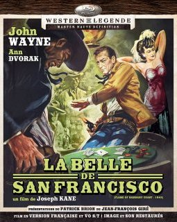 La Belle de San Francisco - critique du film+test Blu-ray