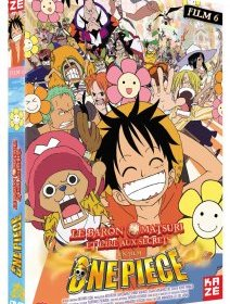 One piece, le baron Omatsuri et l'île aux secrets - la critique + test DVD