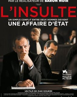 L'insulte - la critique du film