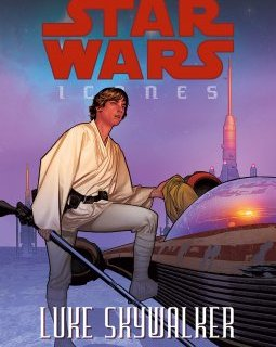 Star Wars Icones . T.2 . Luke Skywalker - La chronique BD