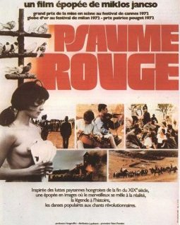 Psaume rouge - la critique du film