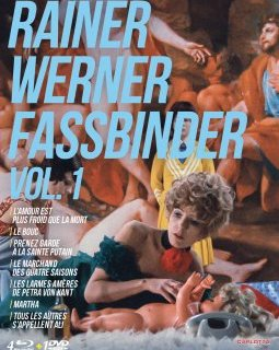 Coffret Rainer Werner Fassbinder, vol. 1 - le test Blu-ray