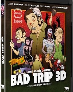 Bad Trip 3D – le test blu-ray