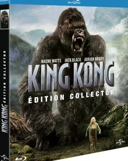 King Kong de Peter Jackson en version ultra collector en mars