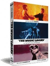 The music lovers (la symphonie pathétique) - la critique + le test DVD