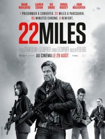 22 Miles - la critique du film