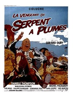 La vengeance du serpent à plumes - la critique du film
