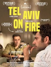 Tel Aviv on fire - la critique du film